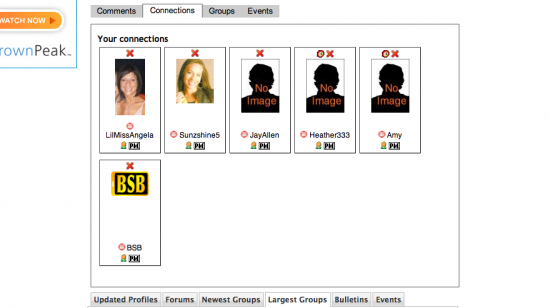 Profile Page (bottom)
